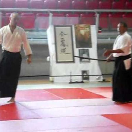 Curso Charly 2010 - Técnicas con bokken 1